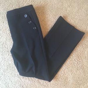 Ann Taylor Navy Dress Pants